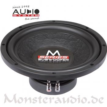 Audio System M-10 25cm Subwoofer 300 Watt M10