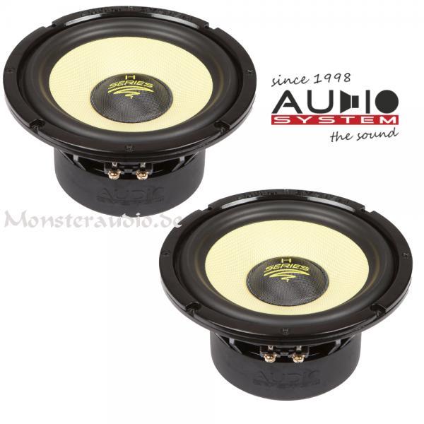 monsteraudio audio system ax 165 c 2 16 5cm extrem. Black Bedroom Furniture Sets. Home Design Ideas